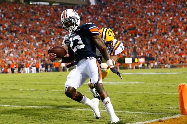Onterio McCalebb: 5 Things You Need to Know About the Auburn RB