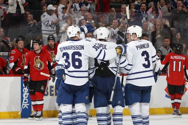 Odds to Reach Postseason for Every NHL Team Still Fighting for a Playoff Spot