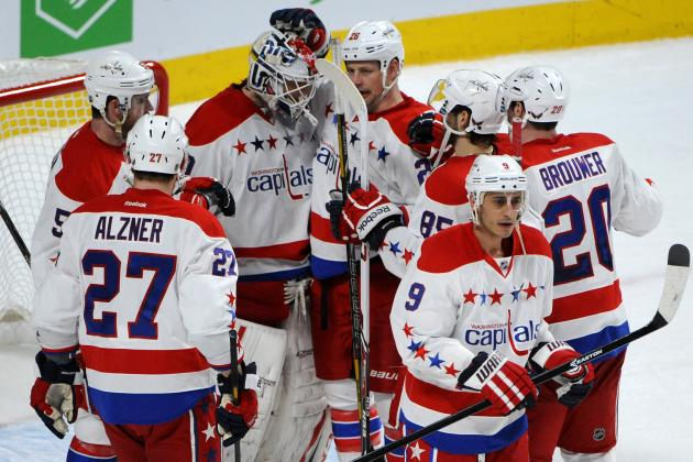 Setting Expectations for Washington Capitals Stars During 2013 Postseason