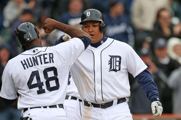 Detroit Tigers: Why Hunter, Cabrera and Fielder Will Continue Their Torrid Pace