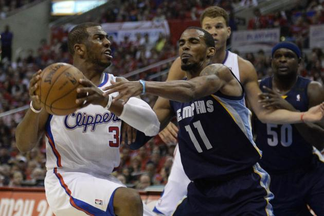 NBA Picks: Memphis Grizzlies vs. Los Angeles Clippers, Game 2