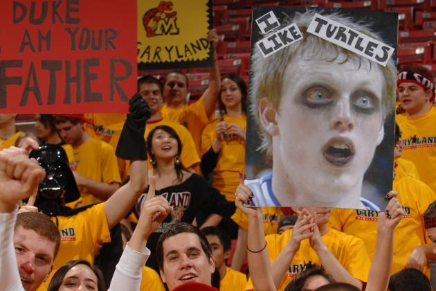 The 100 Best Fan Signs Ever