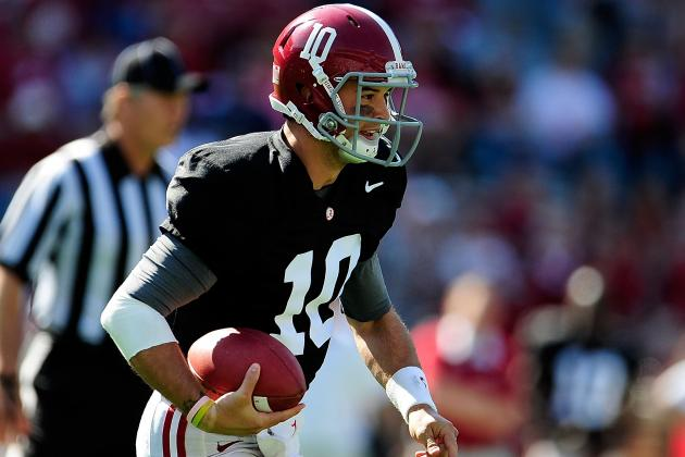 SEC Football: Post-Spring Game Power Rankings