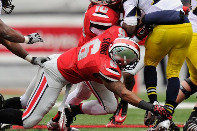 Etienne Sabino: Video Highlights of the Former Ohio State OLB