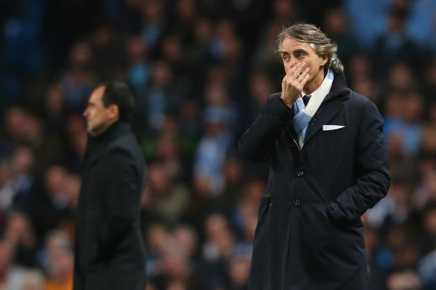 Manchester City: 5 Managers to Potentially Replace Roberto Mancini Next Season