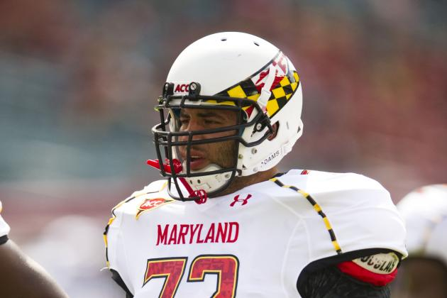 Joe Vellano: Video Highlights of Former Maryland Defensive Lineman