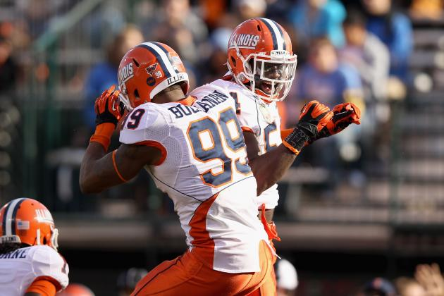 Michael Buchanan: 5 Things You Need to Know About the Illinois DE