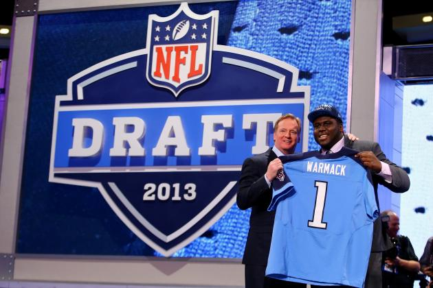 Grades and Analysis for Tennessee Titans 2013 Draft