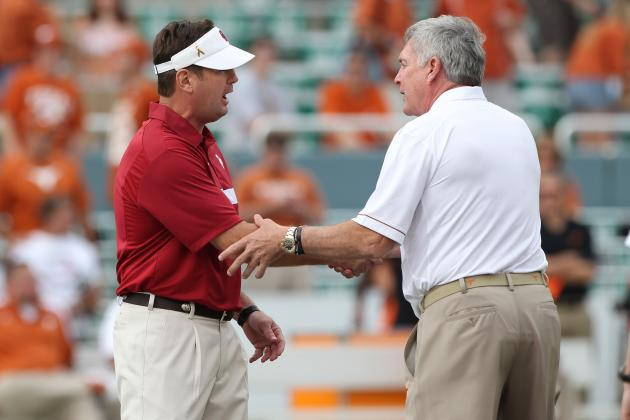 Each Big 12 Football Team's Ace Recruiter