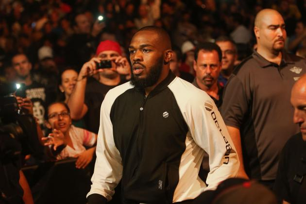 Power Ranking the Main Card Fights for UFC 159