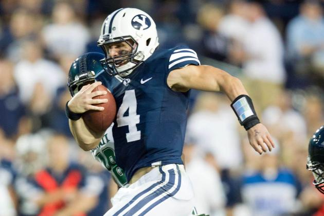 BYU Football: Coach Mendenhall's 5 Biggest Concerns Post-Spring Practice