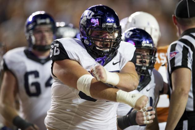 Blaize Foltz: 5 Things You Need to Know About the TCU Guard