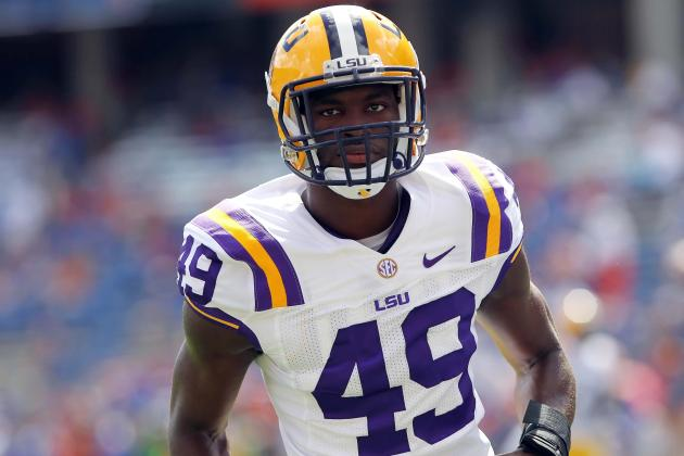 Barkevious Mingo: Video Highlights for Former LSU DE