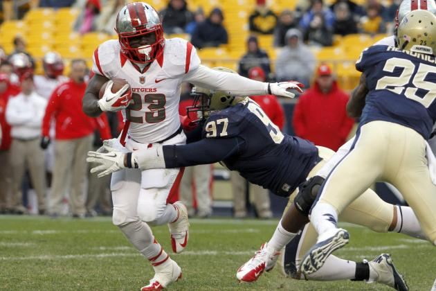 Jawan Jamison: 5 Things You Need to Know About Rutgers RB