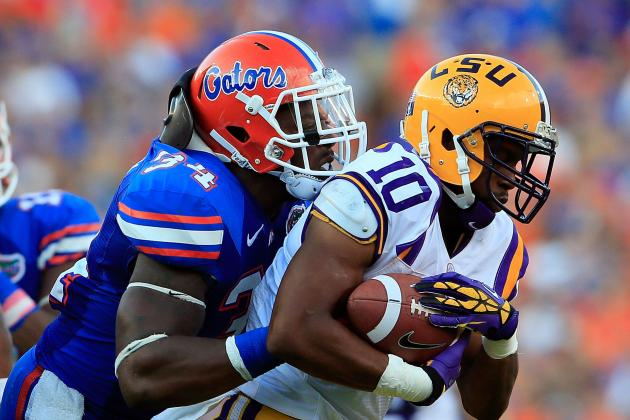 Lerentee McCray: 5 Things You Need to Know About the Florida LB