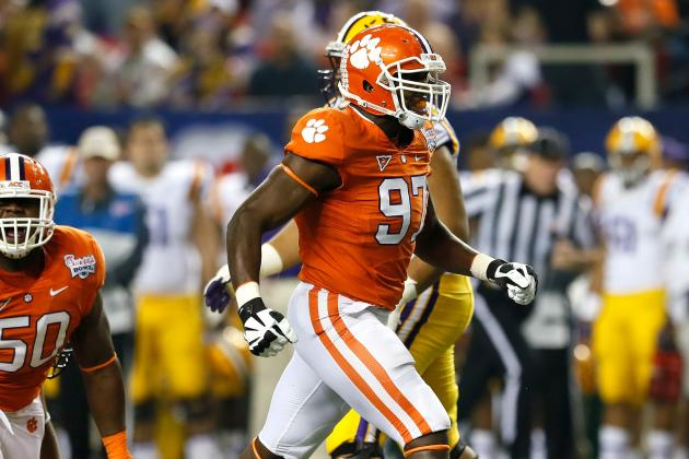 Malliciah Goodman: 5 Things You Need to Know About the Clemson Defensive End