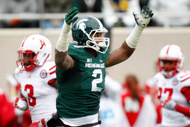 William Gholston: 5 Things You Need to Know About the Michigan State DE