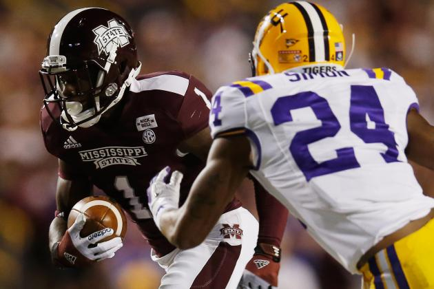 Tharold Simon: 5 Things You Need to Know About the LSU Cornerback