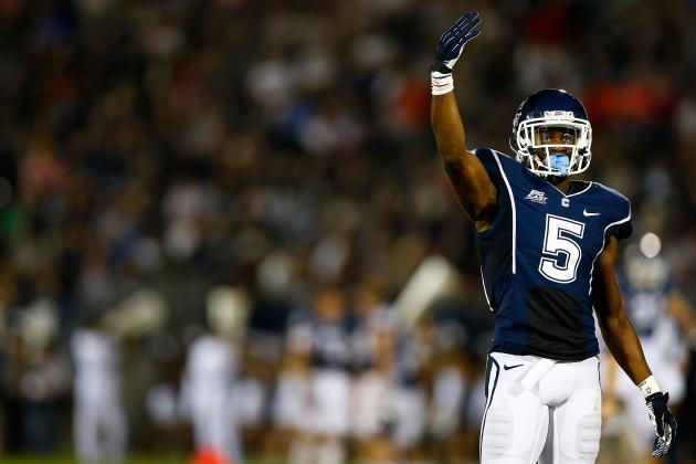 Blidi Wreh-Wilson: 5 Things You Need to Know About the Connecticut Cornerback