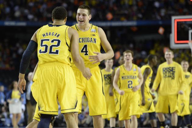 Michigan Basketball: Assigning Roles to Each Player on the 2014 Roster