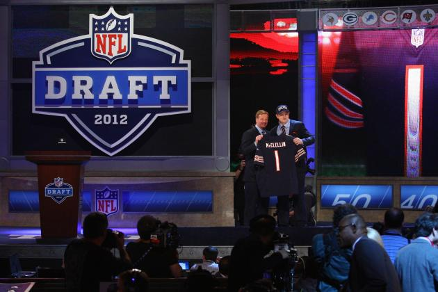 Power Ranking the 25 Schools with the Most 1st-Round NFL Draft Picks