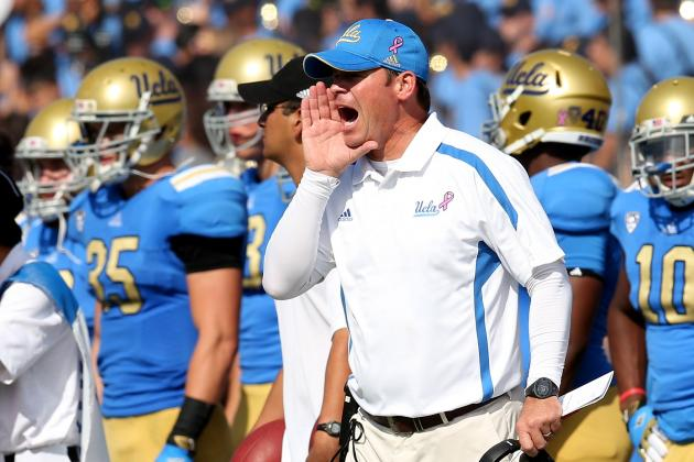 UCLA Football: 3 Weakest Positions to Worry About