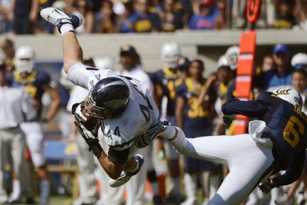 Zach Sudfeld: Video Highlights for Former Nevada TE