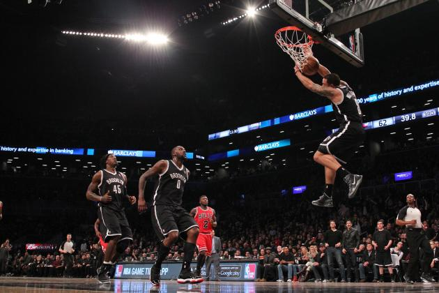 Chicago Bulls vs. Brooklyn Nets: Postgame Grades and Analysis