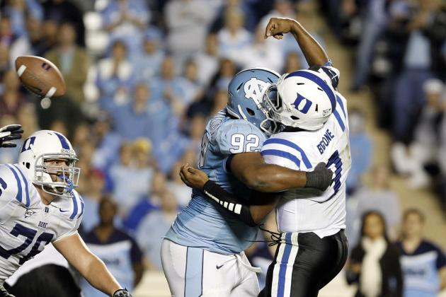 Sylvester Williams: 5 Things You Need to Know About the North Carolina DT