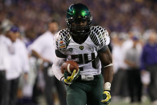 Kenjon Barner: 5 Things to Know About the Oregon RB