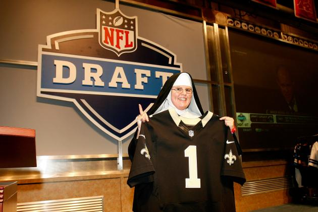 New Orleans Saints Big Board: Final Pre-Draft Update
