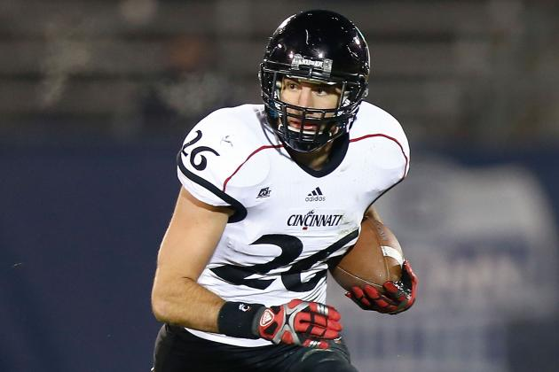 Drew Frey: Video Highlights for the Former Cincinnati Safety