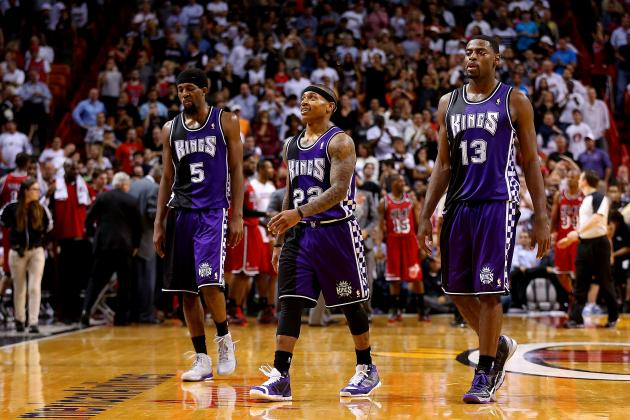 Final Regular Season Grades for Each Sacramento Kings Player in 2013