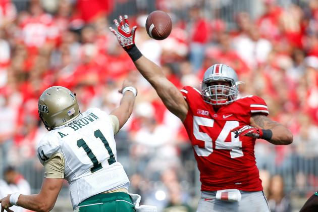 John Simon: 5 Things You Need to Know About the Ohio State Defensive End
