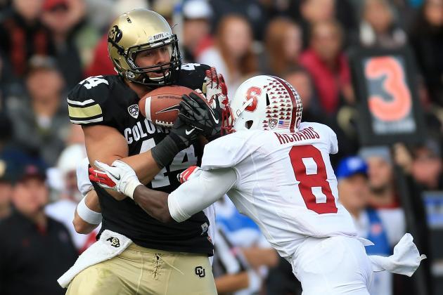 Nick Kasa: Video Highlights for Former Colorado TE