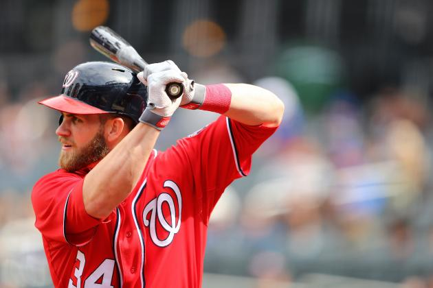 Ranking MLB's Top 7 Candidates for 30-30 Seasons in 2013