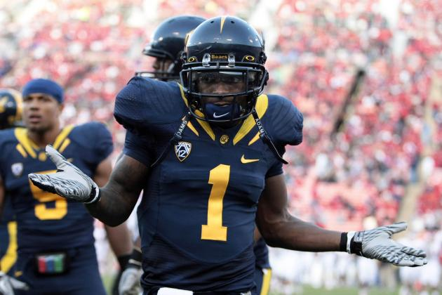 Steve Williams: 5 Things You Need to Know About the California Cornerback