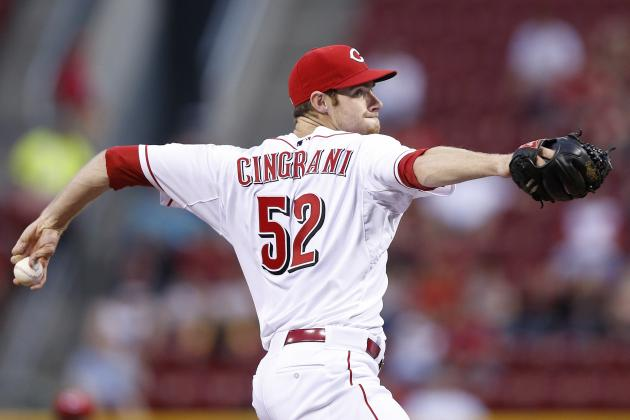 Stock Up, Stock Down for Cincinnati Reds' Top 10 Prospects for Week of April 15