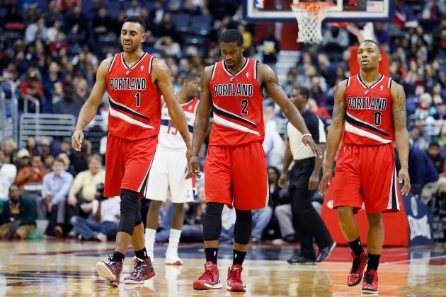 Final Regular-Season Grades for Each Portland Trail Blazers Player in 2013