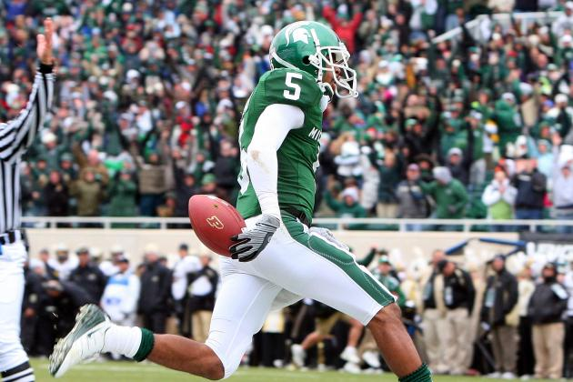 Johnny Adams: 5 Things You Need to Know About Michigan State Cornerback