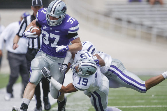 Braden Wilson: 5 Things You Need to Know About the Kansas State FB