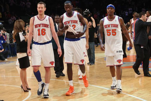 Most Memorable Games from the NY Knicks' 2012-13 Season