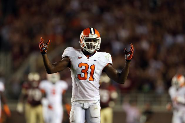 Rashard Hall: 5 Things You Need to Know About the Clemson Free Safety