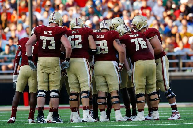 John Wetzel: 5 Things You Need to Know About the Boston College OT