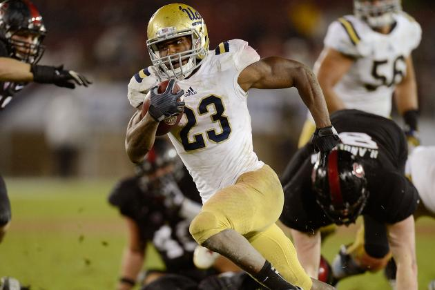 NFL Mock Draft 2013: Most Likely Draft Scenarios for Johnathan Franklin