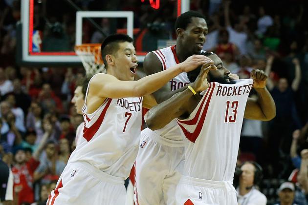5 Most Memorable Houston Rockets Wins in 2012-13 Season