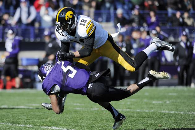 Micah Hyde: 5 Things You Need to Know About Iowa Cornerback