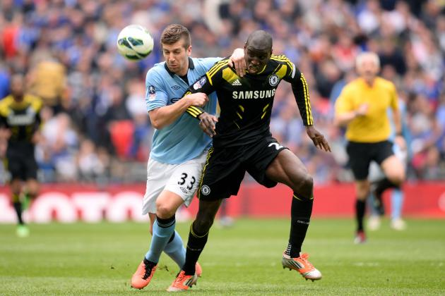 Manchester City: How Matija Nastasic Became the Anti-Stefan Savic