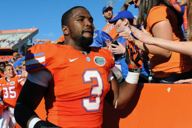 Jelani Jenkins: 5 Things You Need to Know About the Florida OLB