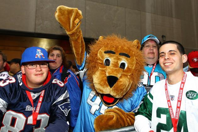 Detroit Lions Big Board: Final Pre-Draft Update